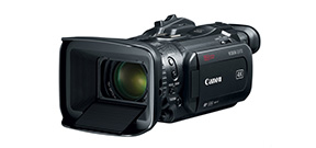 Canon announces 4K camcorders Photo