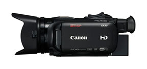 Canon announces new HD camcorders Photo