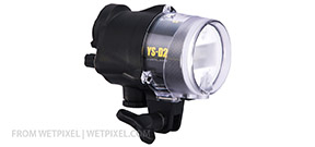 Sea&Sea announces the YS-D2 strobe Photo