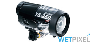 Sea&Sea discontinues the YS-250 strobe Photo