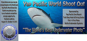 Yap Pacific World Shoot Out 2013 announced Photo