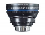 Zeiss releases compact prime cine lenses in F Mount Photo