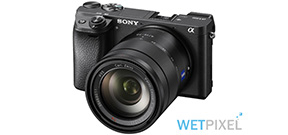 Sony announces the α6300 mirrorless camera Photo