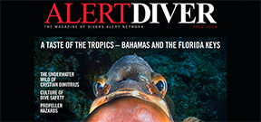 Alert Diver-Bahamas Underwater Photo Week issue Photo