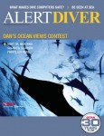 Alert Diver magazine ships this week Photo