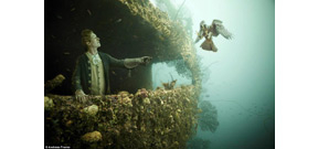 The Sinking World of Andreas Franke Photo