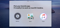 Retroactive app allows use of Aperture on macOS Catalina Photo