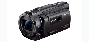 Sony announces 4K camcorder Photo