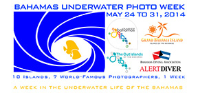 Coverage: Bahamas Underwater Photo Week Photo