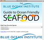 Blue Ocean Institute launches fishphone.org Photo