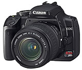 Canon Announces the Digital Rebel XTi (400D) Photo