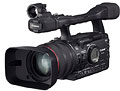 Canon announces XH G1 and XH A1 HDV Camcorders Photo