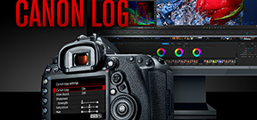Canon announces C-Log upgrade for EOS 5D Mark IV Photo