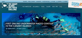 Call for entries: Canary Islands Dive Photo Challenge Photo
