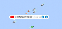 App thwarts illegal fishing fleet off South Africa Photo