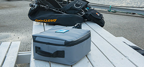 Review: CineBags Underwater Dome Port Pouches and Tool Bags Photo