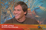 Surf photographer Clark Little interviewed on Good Morning America Photo