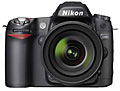 Nikon announces the 10.2mp D80 Photo