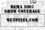 DEMA 2007 Official Wetpixel Show Coverage Photo