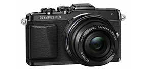 Olympus announces the E-PL7 camera Photo