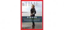 Dr. Sylvia Earle interviewed by TIME for the new book FIRSTS Women Who are Changing the World Photo
