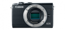 Canon announces the EOS M100 mirrorless camera Photo