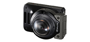 Casio announces waterproof 360° camera Photo