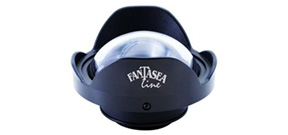Fantasea announces UWL-400F conversion lens Photo