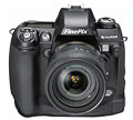 Fujifilm announces FinePix S3 Pro UVIR Digital SLR Photo