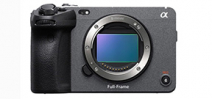 Sony Announces FX3 Cinema Camera Photo