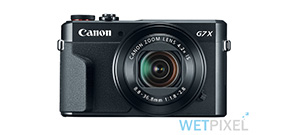Introducing the Canon G7 X Mark II Photo