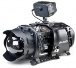 Sneak preview of Gates underwater video housing for RED camera Photo