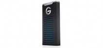 G-Technology announces rugged mobile SSD drives Photo