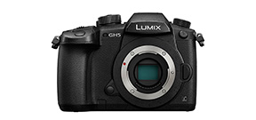 Panasonic announces firmware update for GH5 Photo