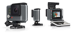 GoPro announces HERO+ LCD Photo