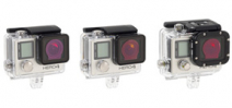 Inon announces Color Filter Set for GoPro Photo