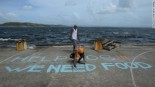 Typhoon relief plea for the Philippines Photo