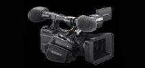 Sony announces NX5R HD camcorder Photo