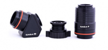 Saga Dive announces interchangeable viewfinder system Photo