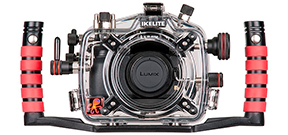 Ikelite announces its housing for the LUMIX GH3 Photo