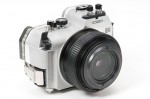INON announces X-2 underwater housing for Panasonic GF1 Photo