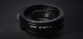 Kipon announces Canon to Micro 4/3s AF lens adapter Photo