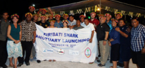 World's second largest shark sanctuary formed in Kiribati Photo