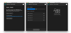 Adobe releases Lightroom Downloader app Photo