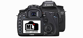Magic Lantern runs Linux on Canon SLR cameras Photo