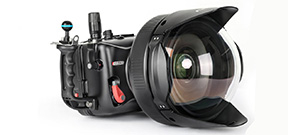 Nauticam Ships Housing for Canon EOS C70 Photo