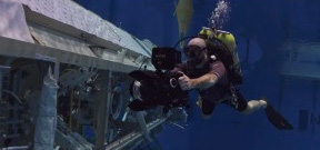 Video: NASA Neutral Buoyancy Lab by Peter Lightowler Photo