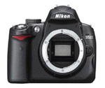Rumor: Nikon D5000 SLR with articulating display announced tomorrow? Photo
