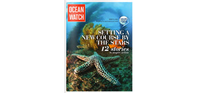 Sailors for the Sea launches Ocean Watch magazine Photo