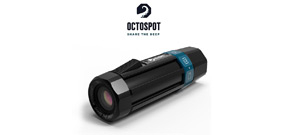 Octospot action camera is waterproof to 200 meters Photo